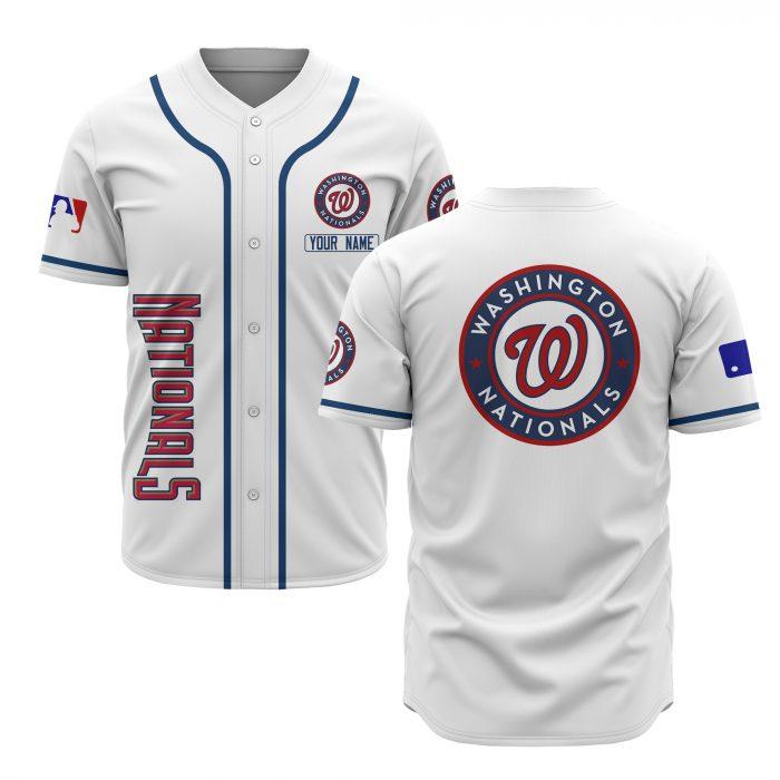 custom name washington nationals baseball shirt 1