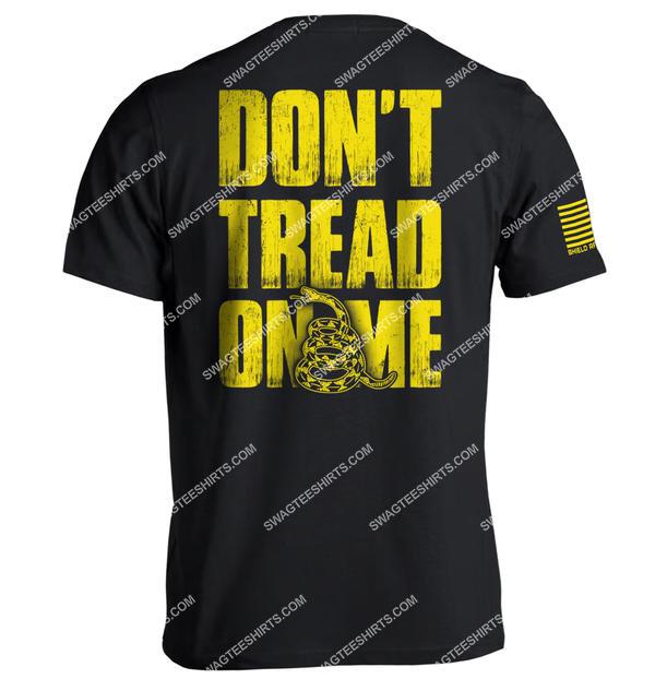 don't tread on me political shirt 4