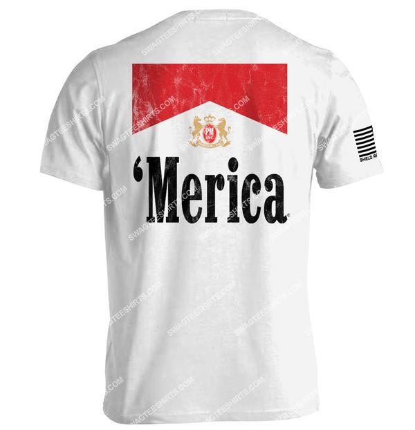 full of freedom merica political full print shirt 2