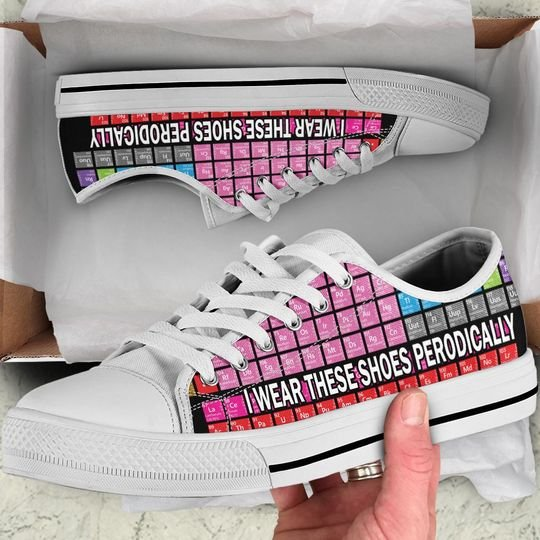 i wear these shoes perodically low top shoes 4