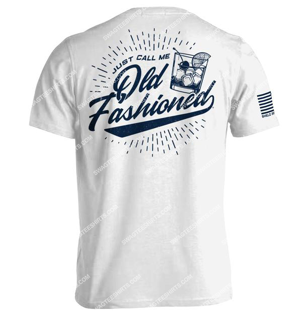 just call me old fashioned tequila summer shirt 3
