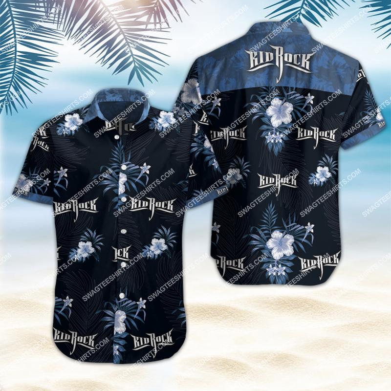 kid rock band all over print hawaiian shirt 2 - Copy (2)