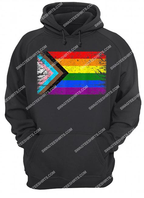 lgbt pride new flag pride flag hoodie 1