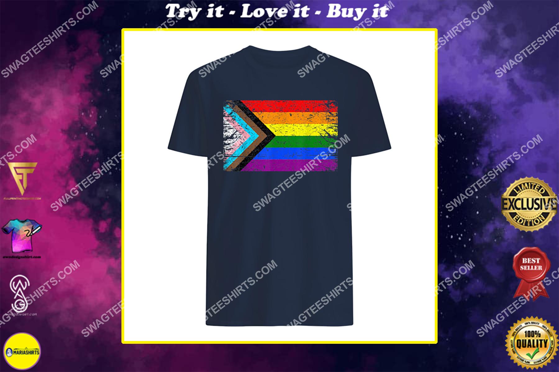 lgbt pride new flag pride flag shirt