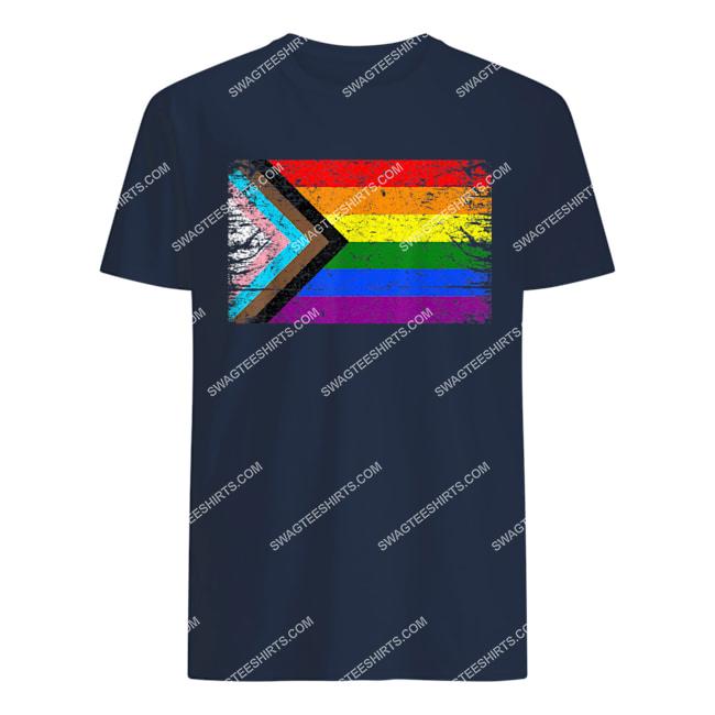 lgbt pride new flag pride flag tshirt 1