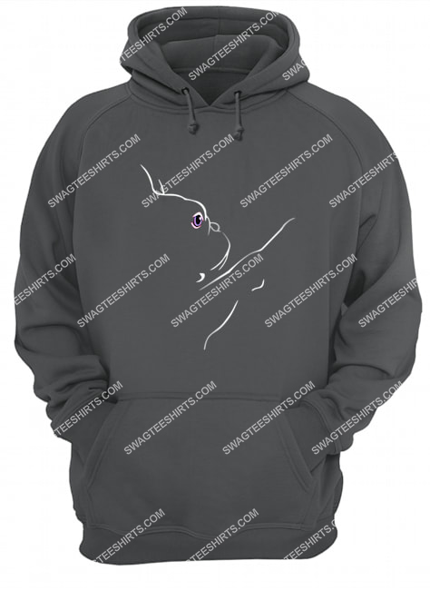 love french bulldog for dog lover hoodie 1