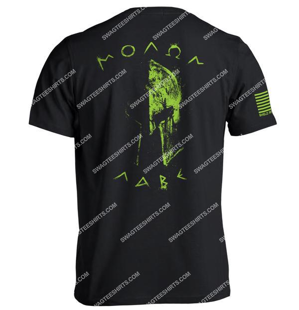 molon labe full print shirt 2
