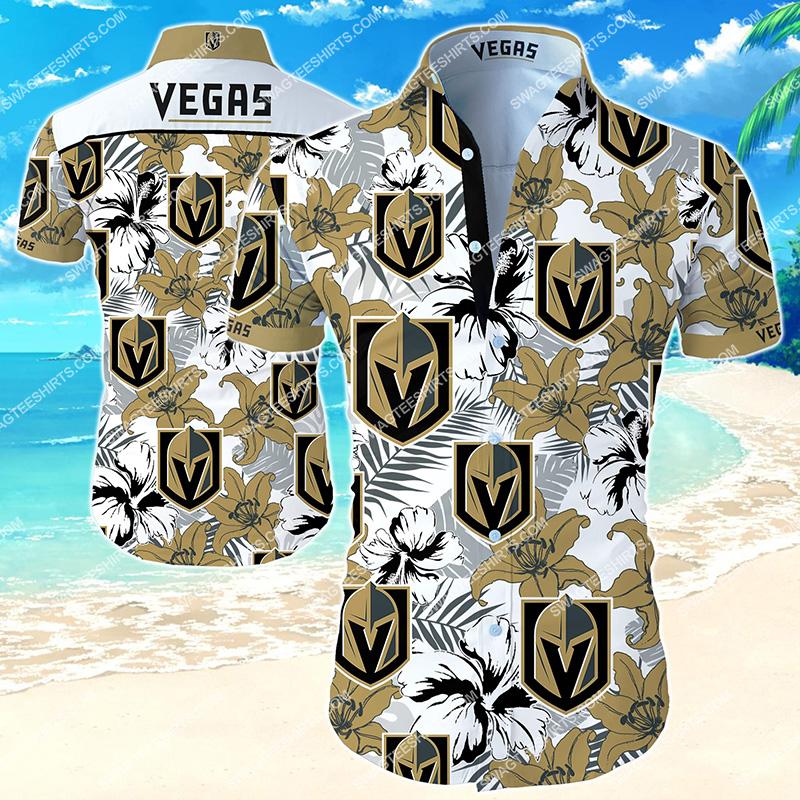 national hockey league vegas golden knights hawaiian shirt 2