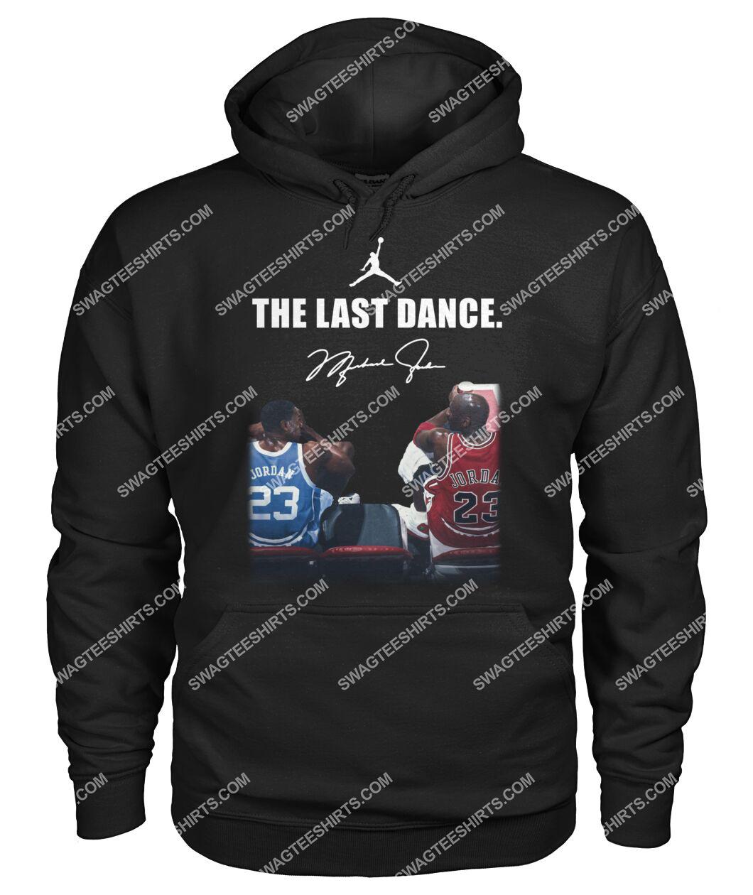 nba the last dance michael jordan hoodie 1