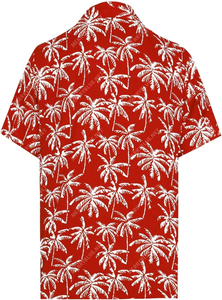 night club party tropical all over printed hawaiian shirt 4