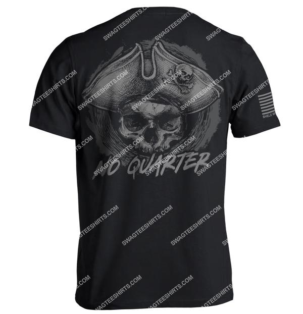 no quarter skull vintage full print shirt 3