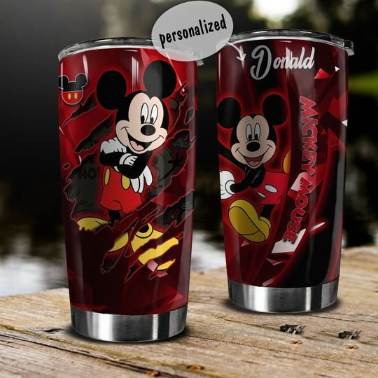 personalized name mickey mouse tumbler 1 - Copy (2)