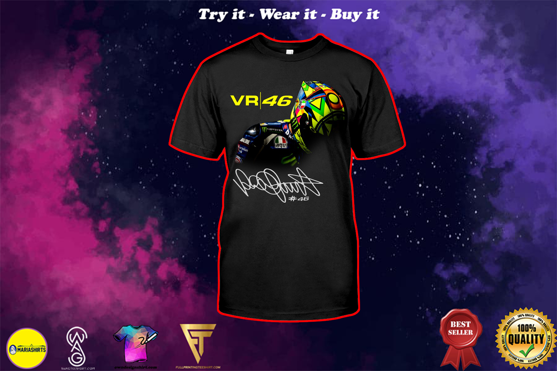 sky racing team vr46 valentino rossi shirt