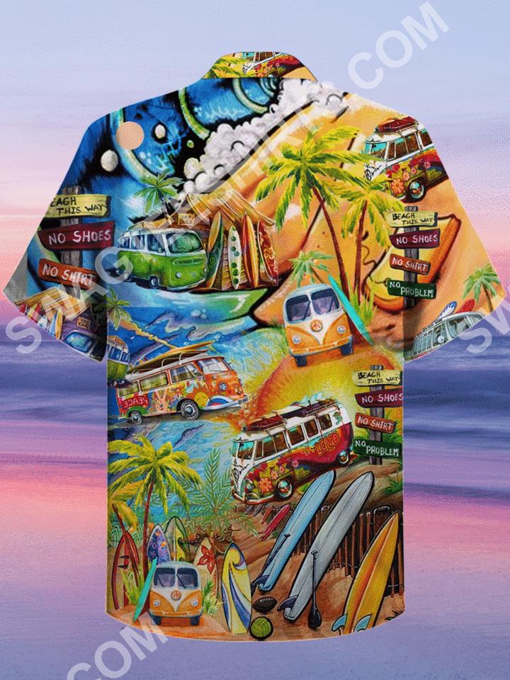 tropical hippie car all over printed hawaiian shirt 3(1)
