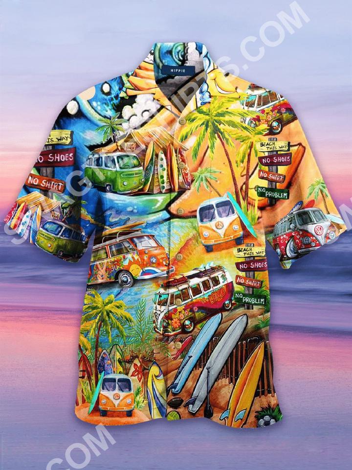 tropical hippie car all over printed hawaiian shirt 4(1)