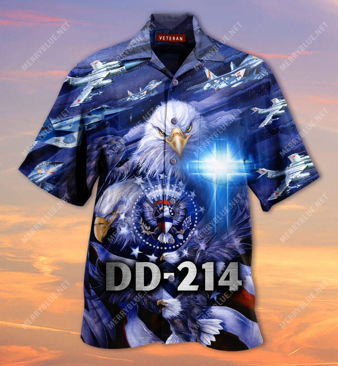 united state veteran on the sky all over printed hawaiian shirt 4