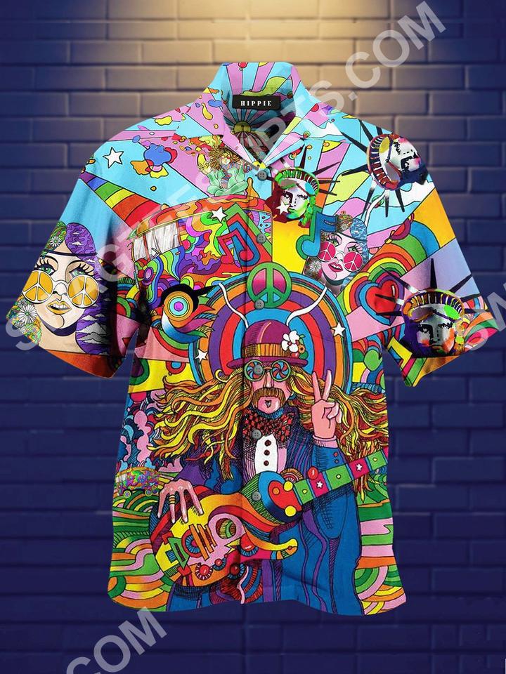 vintage cartoon colorful all over printed hawaiian shirt 2(1)