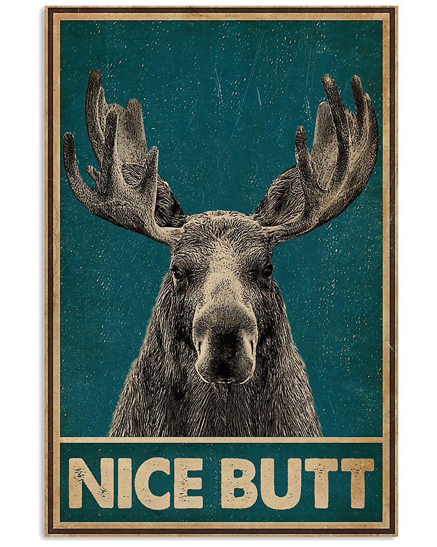 vintage nice butt moose poster 1