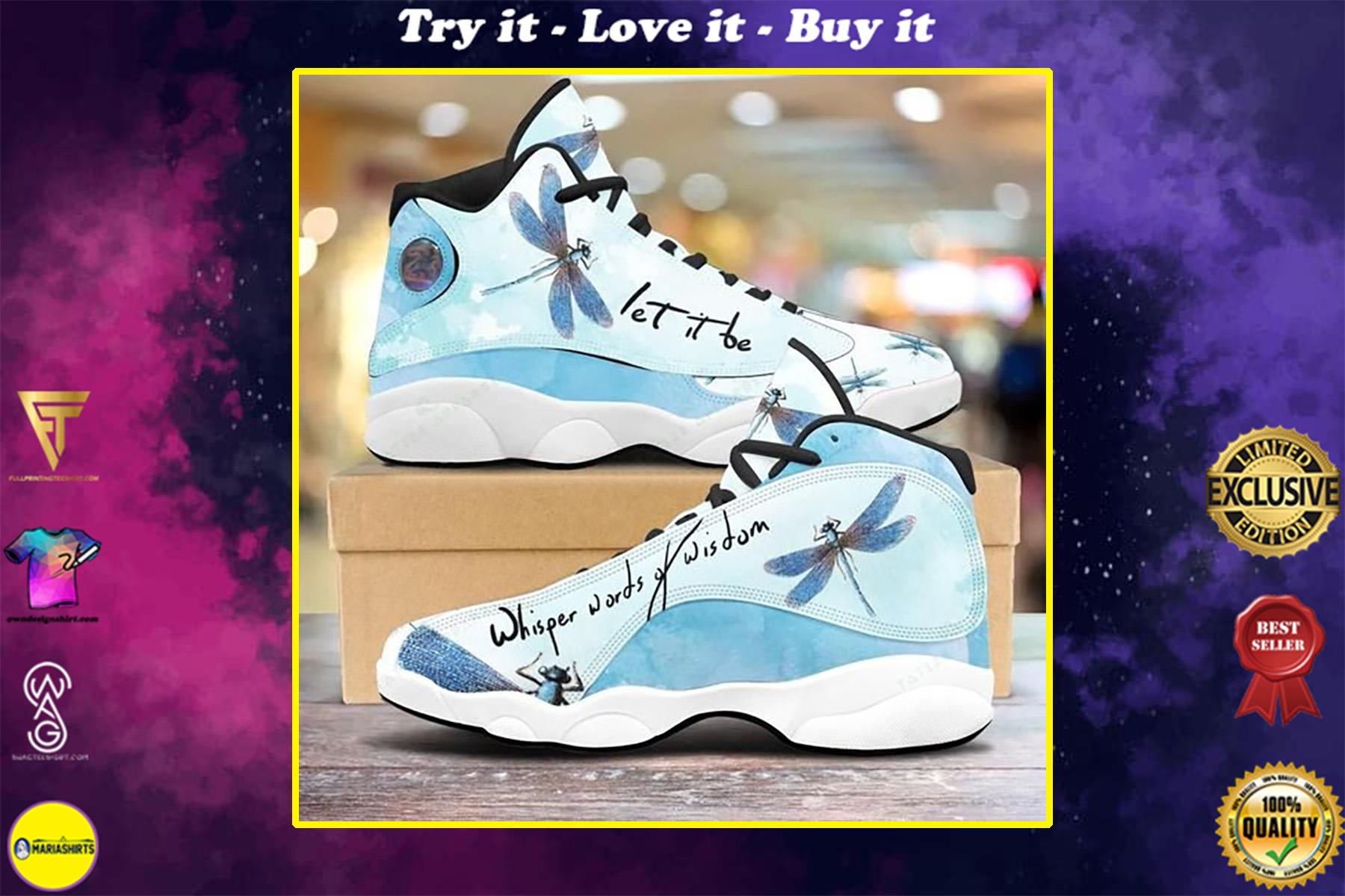 whisper words of wisdom dragonfly air jordan 13 sneakers