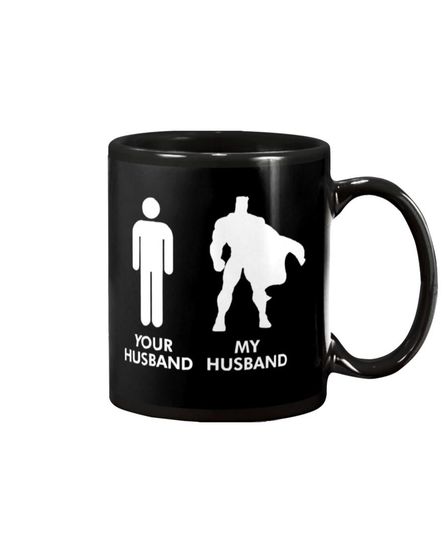 your husband my husband happy valentine's day mug 4