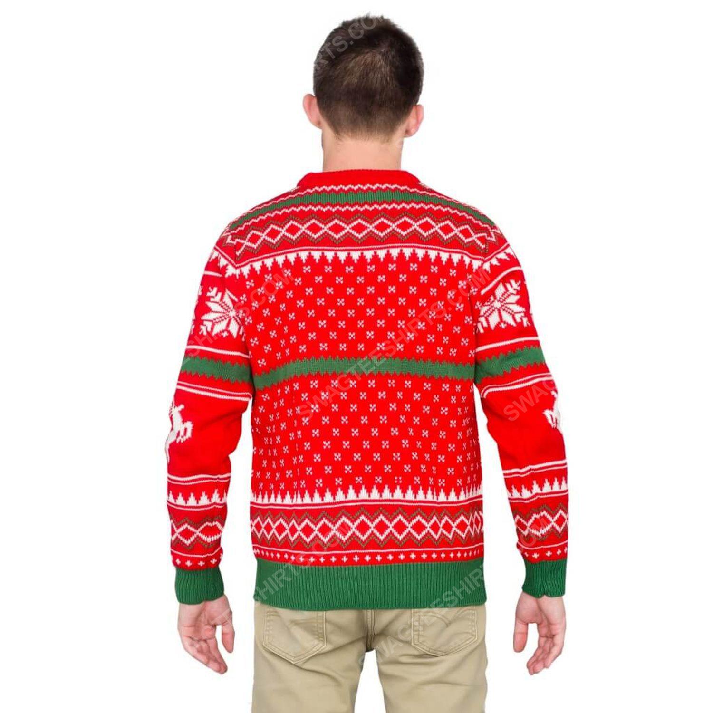Dr seuss merry christmas ya filthy animal ugly christmas sweater 3