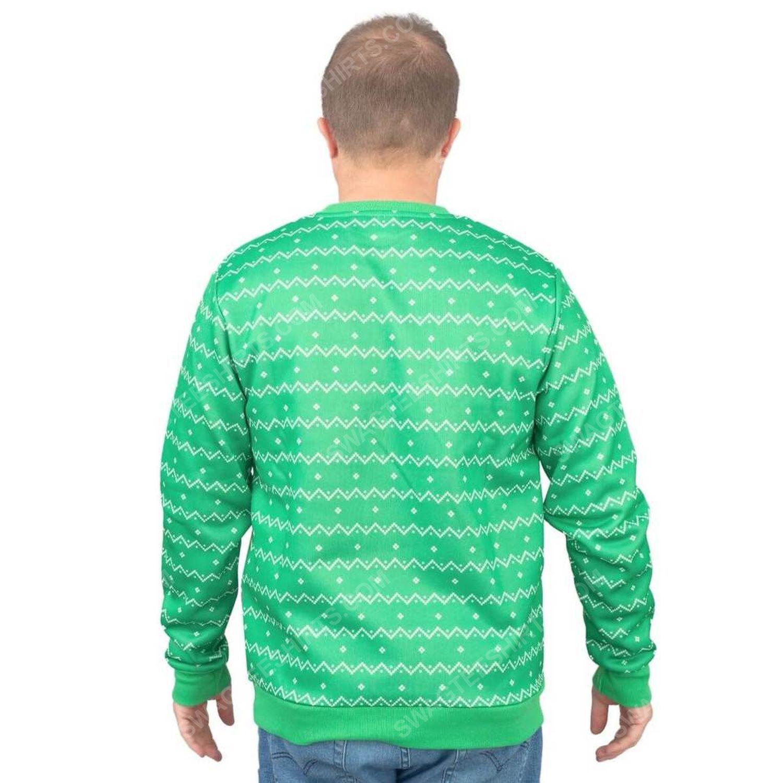 Gremlins gizmo santa full print ugly christmas sweater 3 - Copy