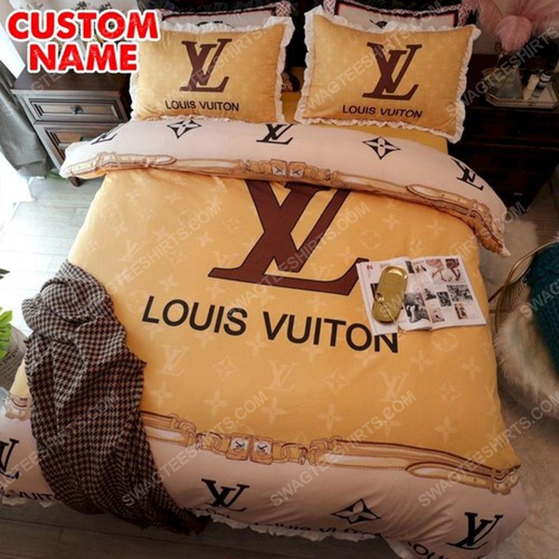 Lv full print duvet cover bedding set 3