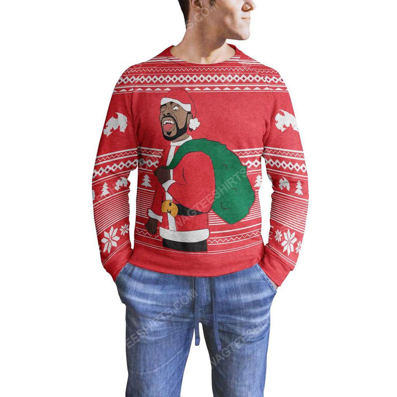 Method man and redman full print ugly christmas sweater 2