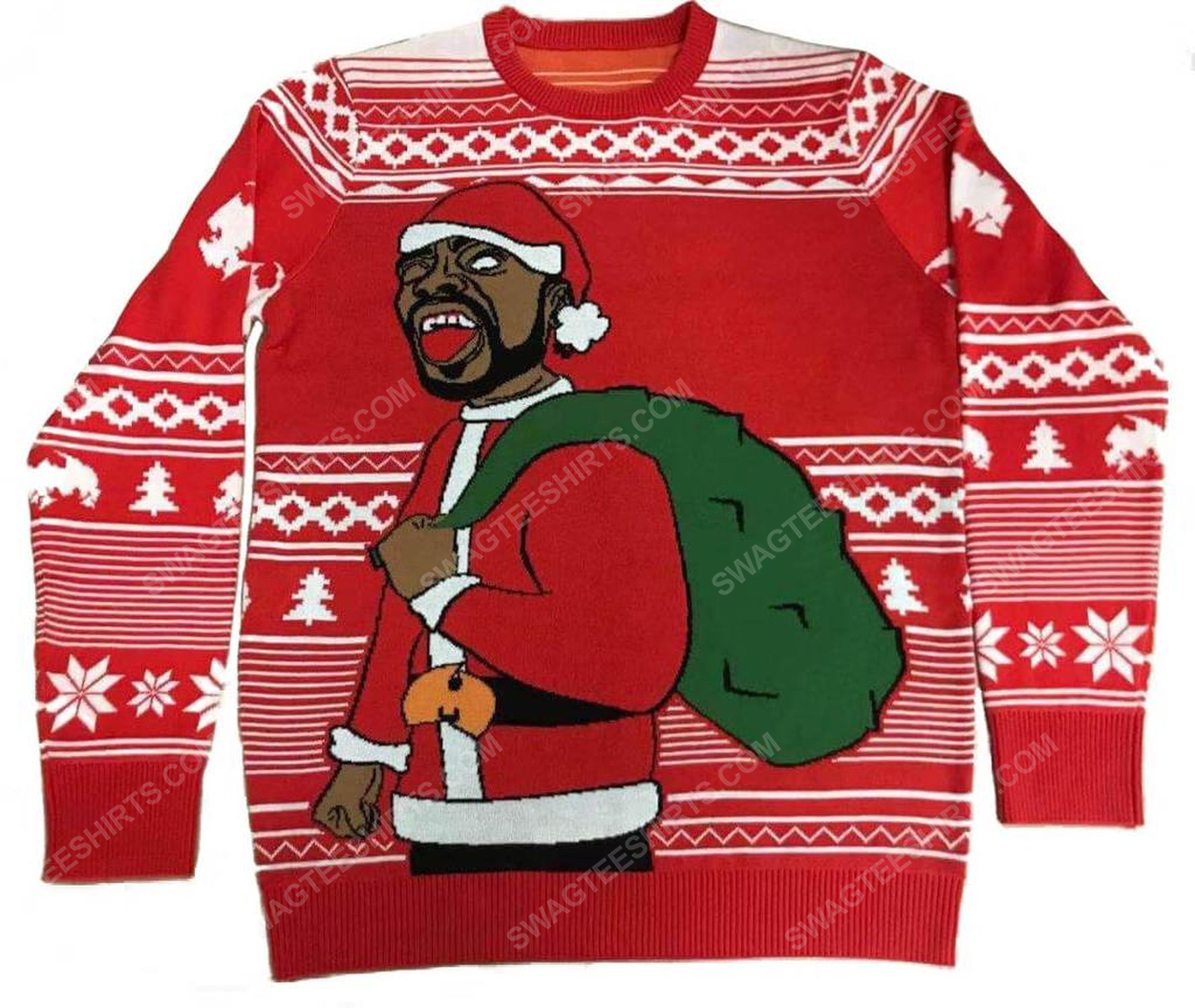 Method man and redman full print ugly christmas sweater 3 - Copy