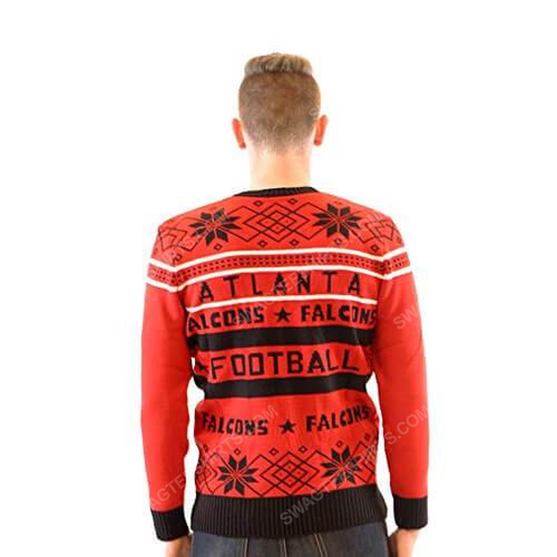 NFL atlanta falcons full print ugly christmas sweater 5