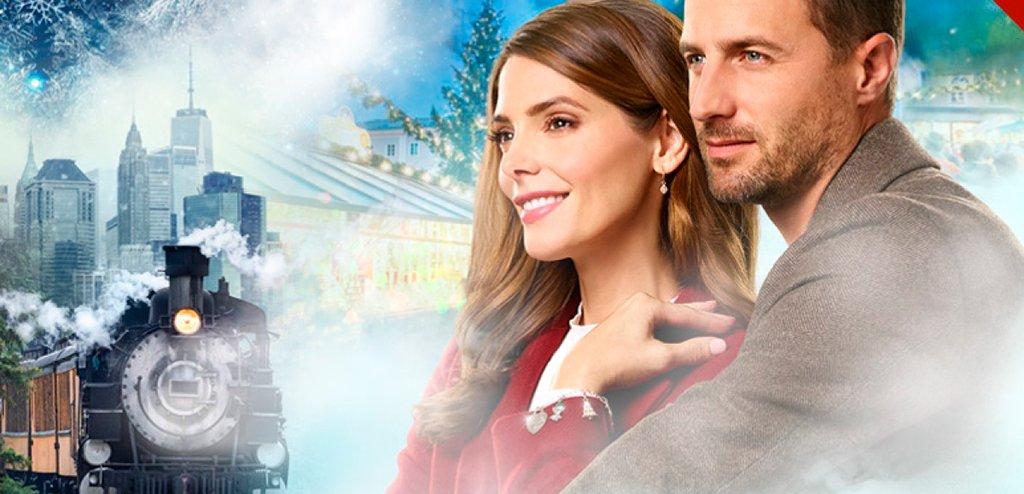 New Hallmark Christmas Movie to Star Janel Parrish and Ryan Paevey