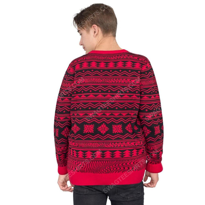 Pewdiepie skrattar du forlorar du ugly christmas sweater 3 - Copy