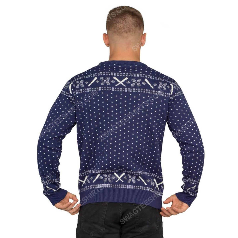 The sandlot you're killin me smalls full print ugly christmas sweater 5
