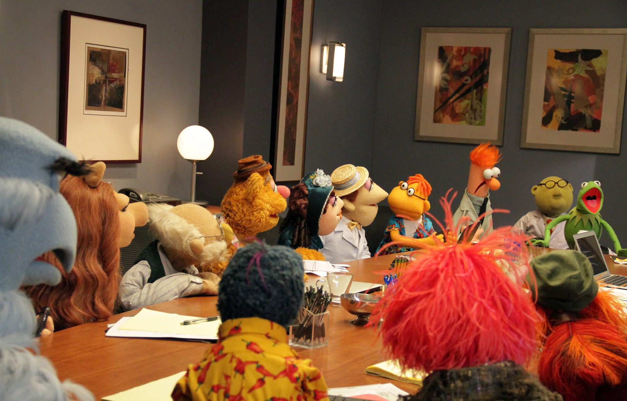 Adult comedy based on the Muppets