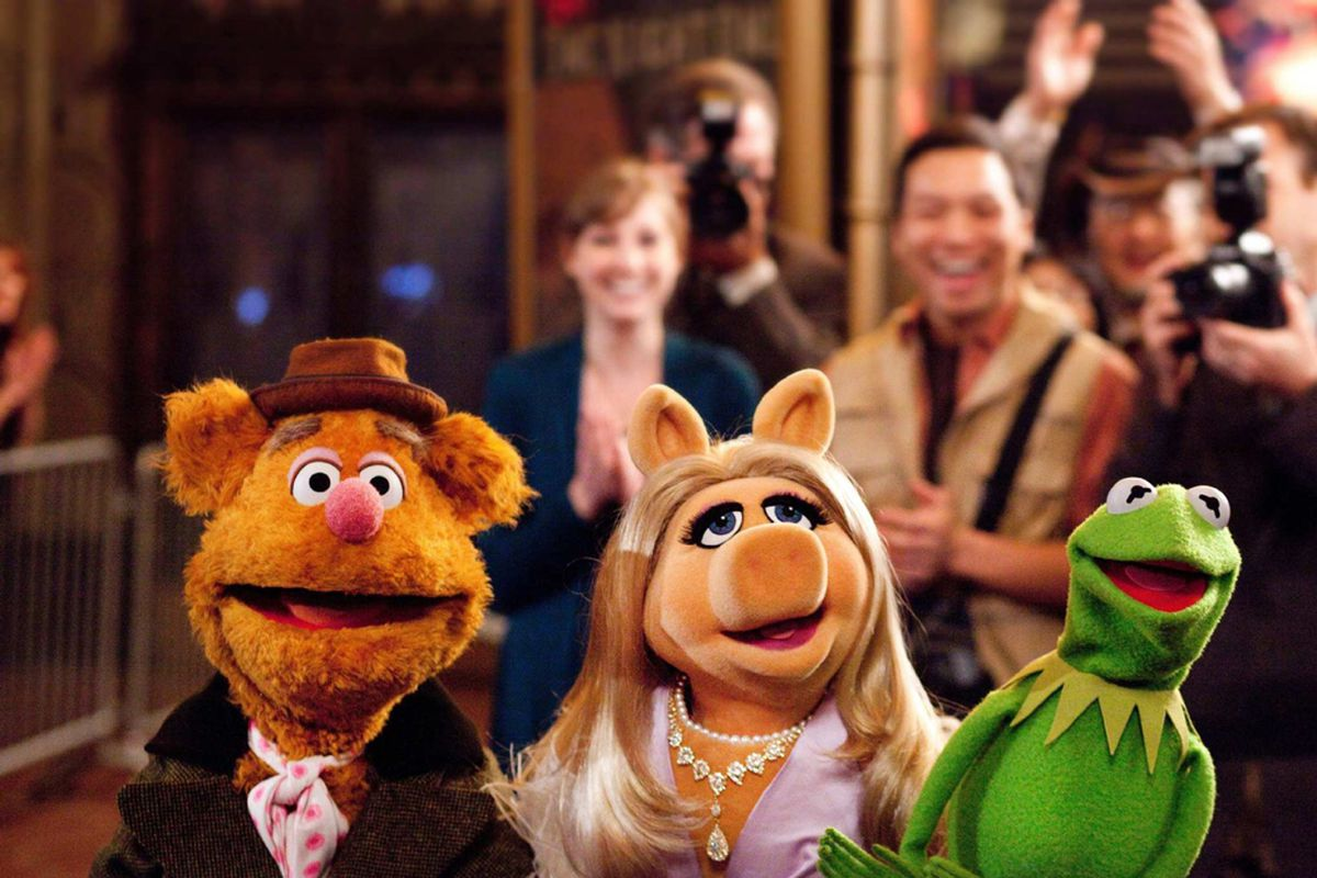 Disney is planning a new Muppets reboot